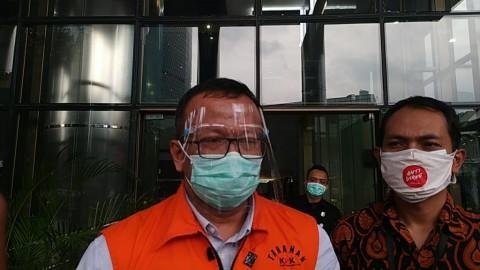 Sebagian Hasil Suap Edhy Prabowo Disimpan di Rekening Stafsusnya
