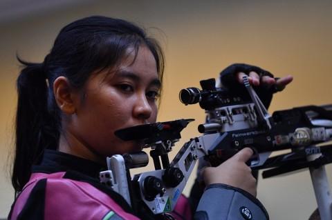 Vidya Rafika Satu-satunya Petembak Wakil Indonesia di Olimpiade Tokyo