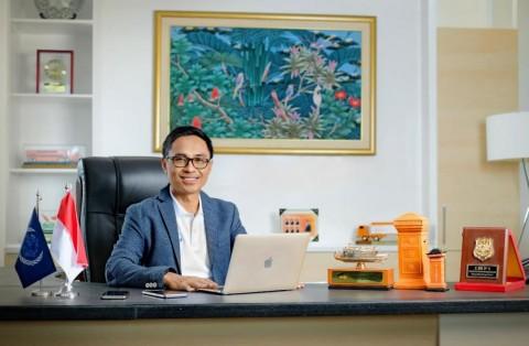 Dirut Pos Indonesia Terpilih sebagai Ketua Umum IKAELITS