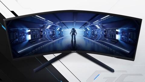 Samsung Rilis Monitor Gaming Odyssey G5 dan G3 di Indonesia