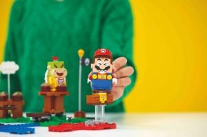 Unik! Duet Lego dan Nintendo Hadirkan Petualangan Super Mario