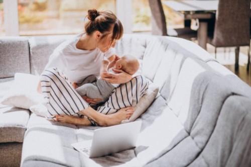 Berikut manfaat ASI bagi bayi. (Foto: Ilustrasi/Freepik.com)