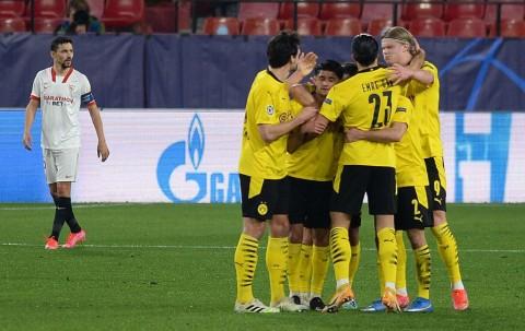 6 Fakta Menarik di Balik Kemenangan Dortmund di Kandang Sevilla: Catat Rekor Hebat!
