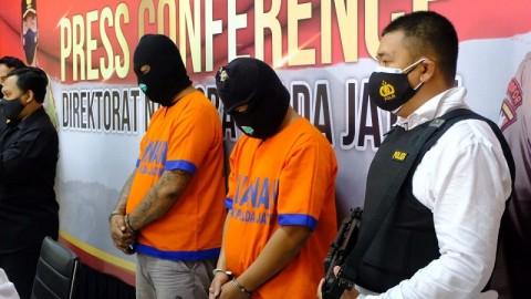 Peredaran Sabu 6 Kg di Sidoarjo dan Surabaya Digagalkan