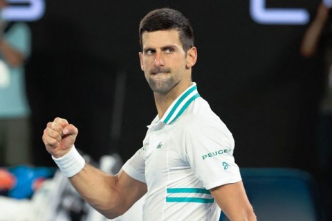 Australian Open: Atasi Karatsev, Djokovic Menuju Final Grand Slam ke 28