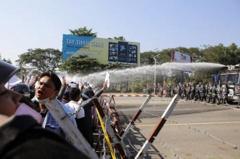Inggris, Kanada Jatuhkan Sanksi kepada Para Jenderal Myanmar