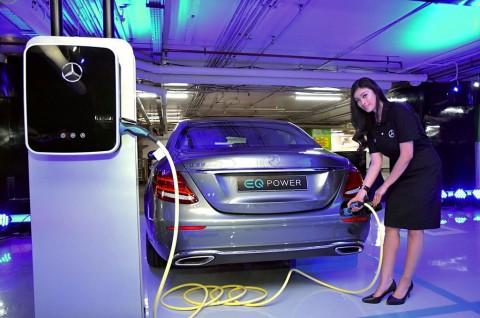 Pemerintah Target Produksi Kendaraan Listrik Hingga Tahun 2030