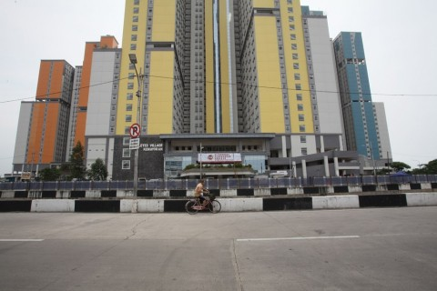 Number of Covid-19 Patients in Jakarta's Emergency Hospital Increases to 3,474