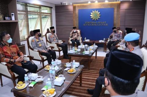 Muhammadiyah Minta Kapolri Tekan Potensi Konflik Terkait Agama