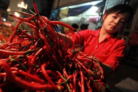 Cabai Diproyeksi Sumbang Inflasi 0,07% di Februari 2021