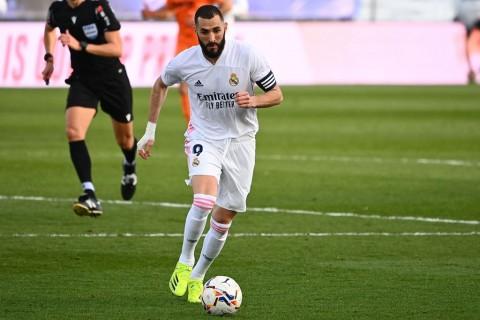 Zidane Konfirmasi Benzema Masuk Daftar Pemain Cedera