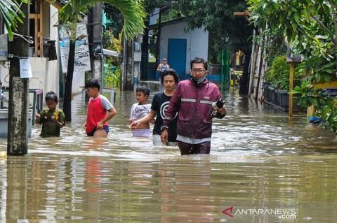 Perumahan Puri Gading Bekasi Banjir