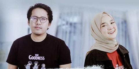 Video Ini Bukti Perselingkuhan Nissa Sabyan dan Ayus, Bajunya <i>Couplean</i>