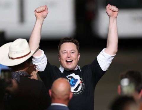 Elon Musk: Harga Bitcoin dan Ethereum Capai Rekor Tertinggi
