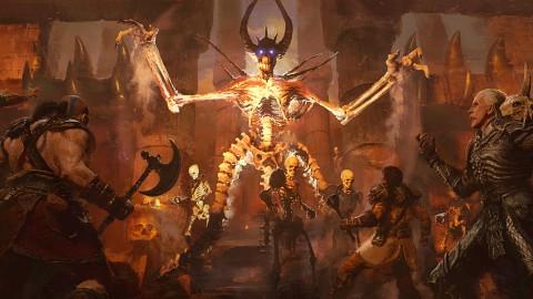 Blizzard Rilis Game Diablo 2 Versi Resurrected