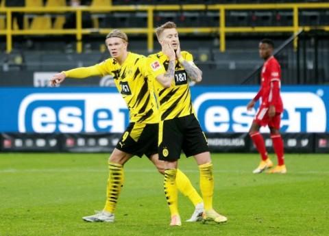 Marco Reus Akui Haaland sebagai Mesin Gol Dortmund
