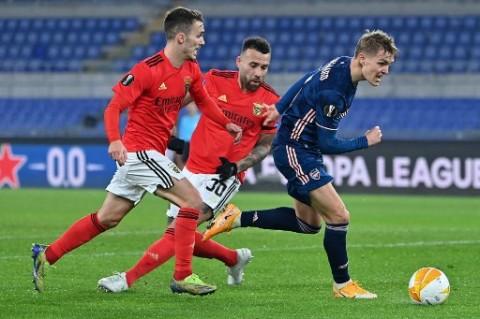 Arteta Beri Sinyal untuk Permanenkan Kontrak Odegaard