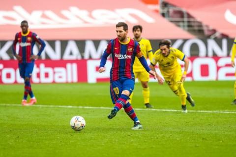 Barcelona vs Cadiz: Dua Penalti Warnai Hasil Imbang Kedua Tim