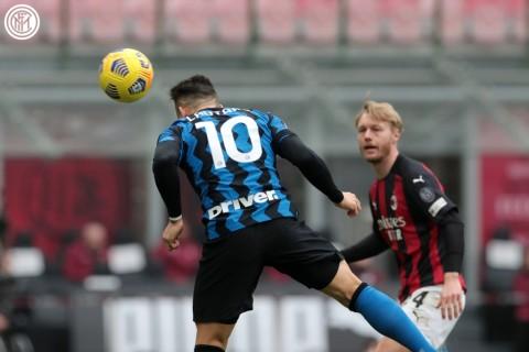 AC Milan vs Inter Milan: La Beneamata Ambil Alih Puncak Klasemen