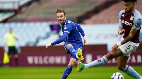 Aston Villa vs Leicester City: Atasi Villa, Leicester Geser MU