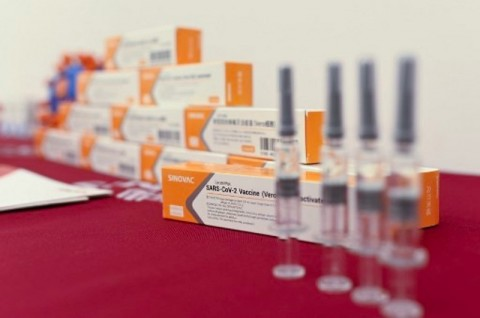 Survei: Masyarakat Yakin dengan Kualitas dan Keamanan Vaksin Sinovac
