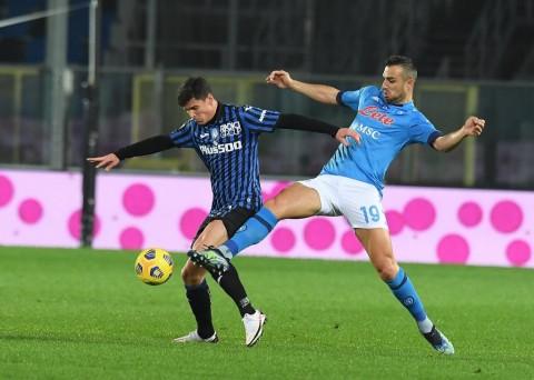 Atalanta vs Napoli: Hujan Gol Warnai Kemenangan La Dea atas Partenopei