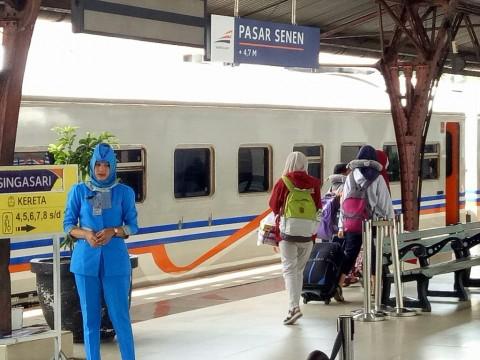 Terdampak Banjir, Kereta Api Relasi Malang-Jakarta Dibatalkan