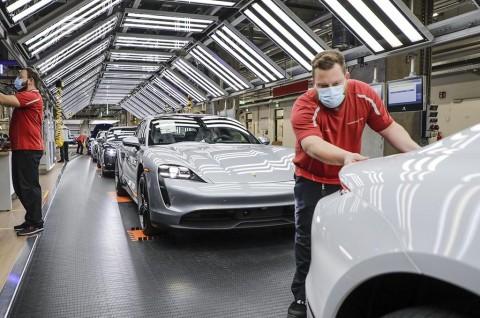 Porsche Ogah Buat Pabrik Di Tiongkok Karena Gengsi