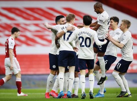 7 Catatan Menarik setelah City Kembali Mempermalukan Arsenal