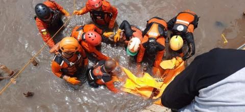 Anak Hanyut di Bintaro, Ditemukan Tak Bernyawa