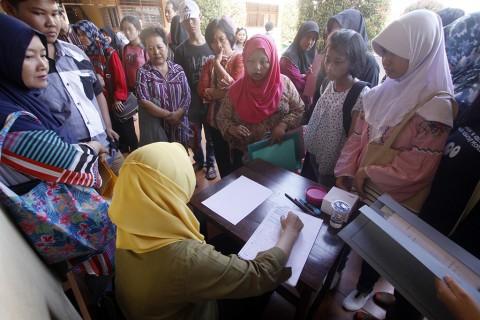 SMANU MH Thamrin Siapkan Jalur Bagi Anak Sopir JakLingko Hingga Nakes