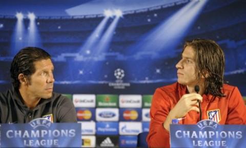 Keras Hati, Kunci Sukses Simeone Melatih Atletico Madrid