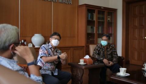 Kunjungi UGM, Menkes Bahas Riset Hingga Vaksinasi