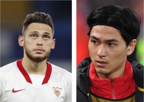 Liverpool Berpotensi Tukar Tambah Minamino dengan Lucas Ocampos