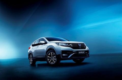 Dikira Meluncurkan CR-V Hybrid, Honda: Belum Ada