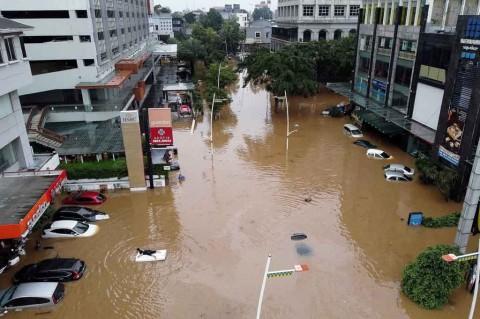 Kadis SDA DKI Ungkap Penyebab Banjir Jakarta