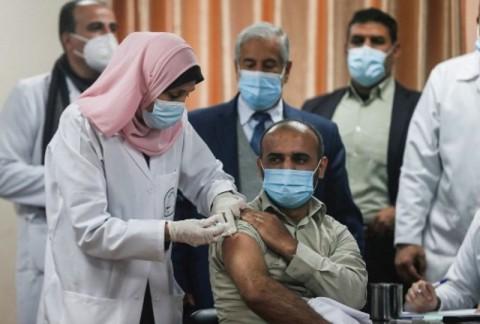 Mantan Menteri Israel Desak Vaksin Covid-19 Dicegah Masuk Gaza