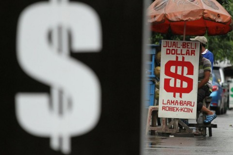 Prospek Ekonomi Eropa Membaik, Dolar AS Jatuh