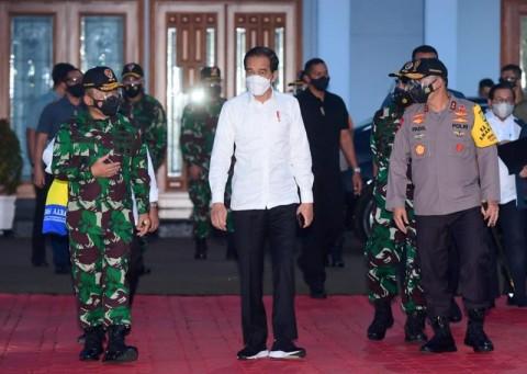 Jokowi Dijadwalkan Meninjau Lumbung Pangan di NTT