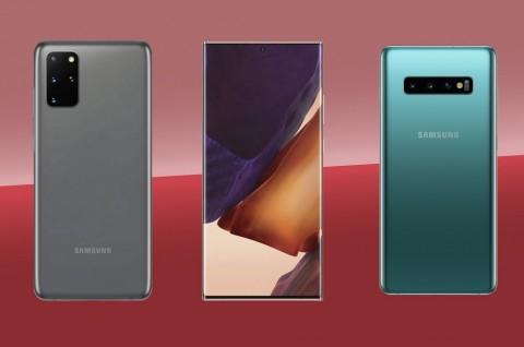 Samsung Berkomitmen Hadirkan Update untuk Smartphone Lama
