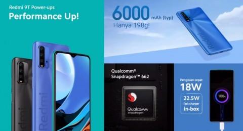 Adu Hebat Xiaomi Redmi 9T, Apa Keunggulannya?