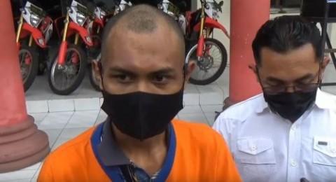 Tega! Bapak di Surabaya Aniaya Anak Tiri Karena Mainan