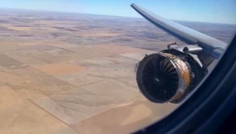 Inggris Turut Larang Sementara Operasi Boeing 777