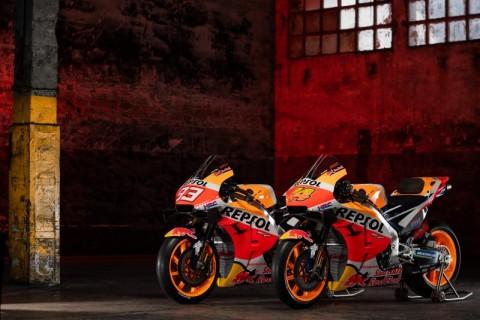 Intip Spek Honda RC213V, Tunggangan Marquez-Espargaro Di 2021