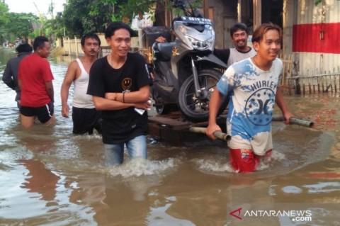 Kabupaten Bekasi Prioritaskan Perbaikan Aliran Sungai Atasi Banjir