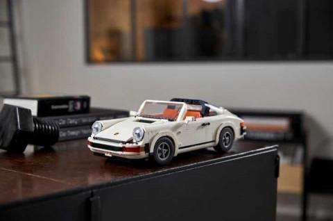 LEGO Porsche 911 Klasik, Harganya Rp2,1 Juta