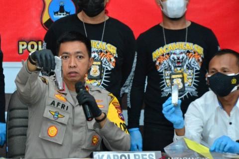 Polisi Telusuri Asal Senjata Api Pelaku Penyanderaan di Kalsel