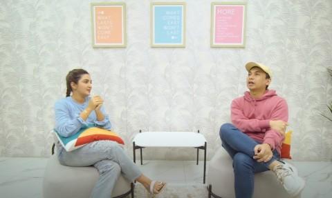 Raditya Dika Minta Saran Cara Mendidik Anak ke Ashanty