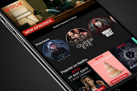 Netflix Rilis Fitur Download Baru, Permudah Nonton Secara Offline