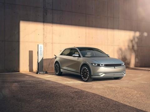 Hyundai Ioniq 5 Diperkenalkan, Banyak Teknologi Baru